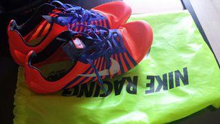Zapatillas atletismo Nike Zoom D