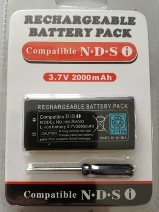 Bateria Nintendo Dsi NUEVA
