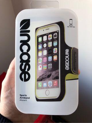 Brazalete iphone 6 6s incase