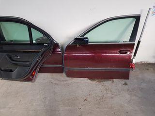puertas BMW e39 y paneles las 4 puertas 65euros