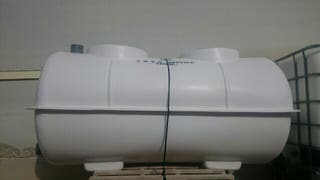 Fosa séptica con filtro biológico 1600 litros