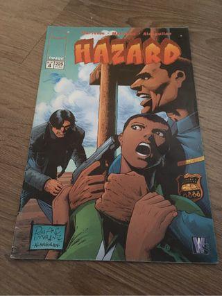 COMICS/TEBEOS PLANETA-HAZARD