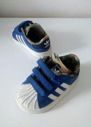 Zapatillas bebé Adidas T 19