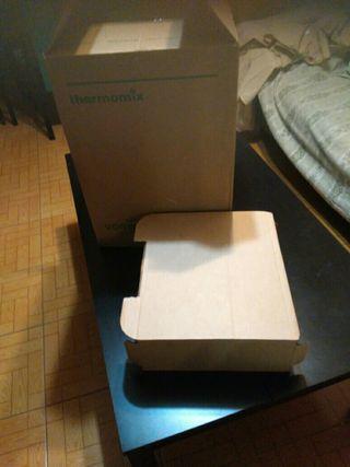 caja de termomix TM5