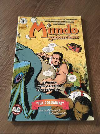 COMICS/TEBEOS ALEX COMICS-EL MUNDO SUBTERRÁNEO