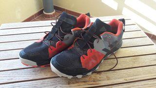 zapatillas trail adidas kanadia tr 8.1