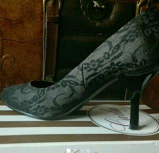 zapatos encaje talla 40