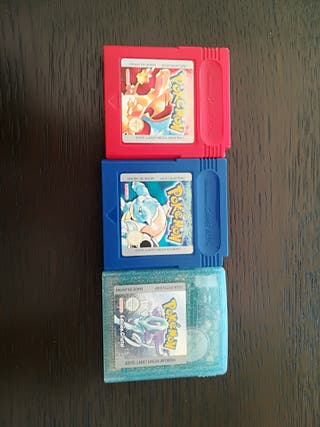 juegos Pokémon game boy