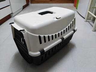 Transportin perro, gato, mascota 60x38x40cm