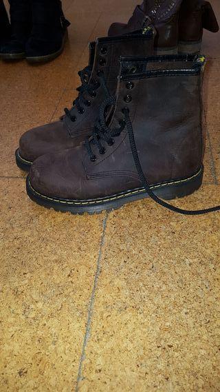 botas talla 37