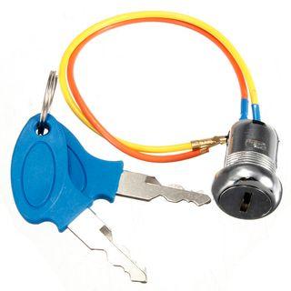 llave minichopper 2 cables