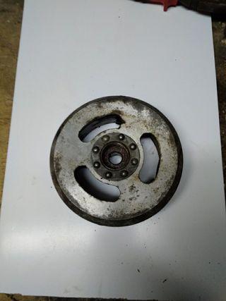 plato magnético de la guzzi 65