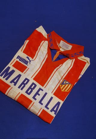camiseta atletico de madrid wallapop