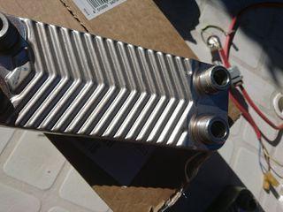 intercambiador de placas nuevo