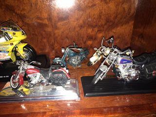 Coleccion de motos miniatura
