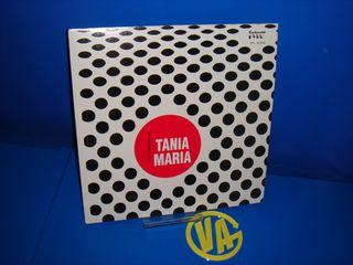 vinilo disco LP Tania Maria Apresentamos