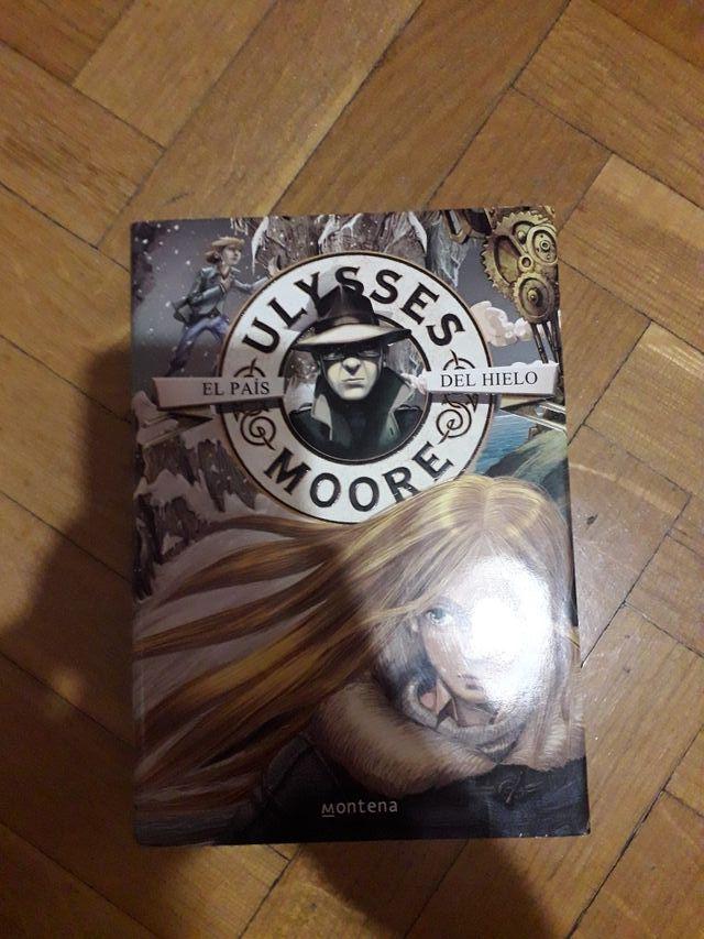 """Libro """"Ulysses Moore 10: El país del hielo"""""""