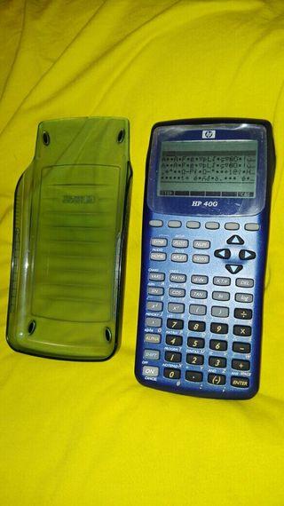 calculadora hp 40g