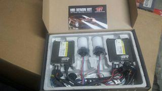 kit de luces xenon para coche