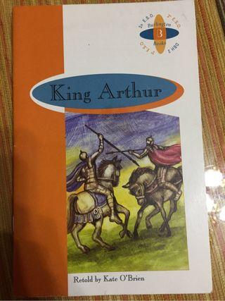 LIBRO KING ARTHUR