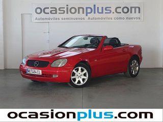 Mercedes-Benz Clase SLK SLK 230 K 145 kW (197 CV)