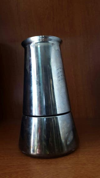 Cafetera aluminio