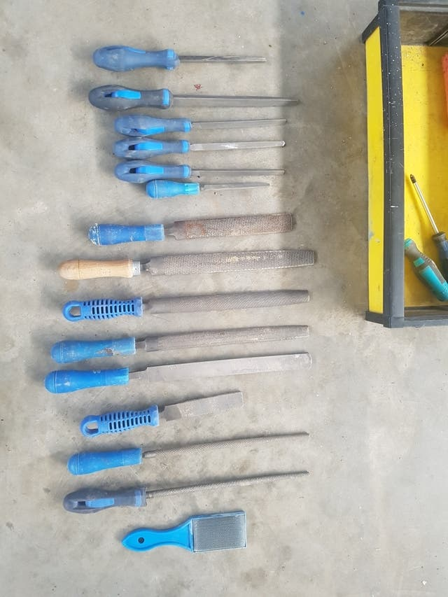 herramienta manual de carpinteria