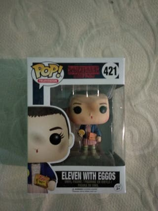 funko pop eleven with eggos stranger things