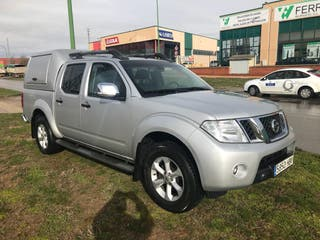 Nissan Navara 2011 2.5 4x4 doble cabina 190 cv