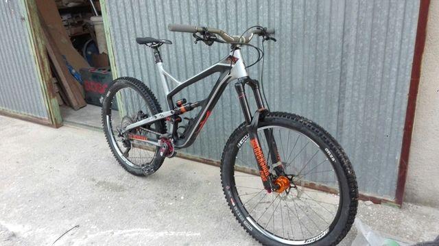 Bici enduro yt jeffsy xl 27.5