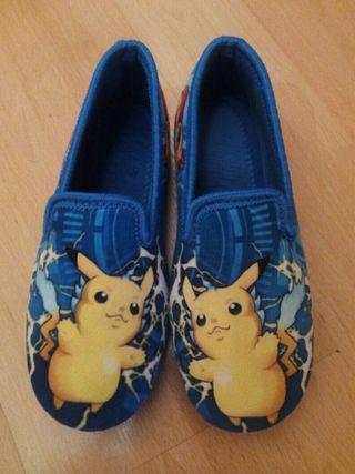 zapatillas estar por casa niño