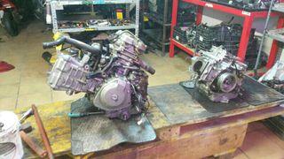 despiece motor hyosung 650