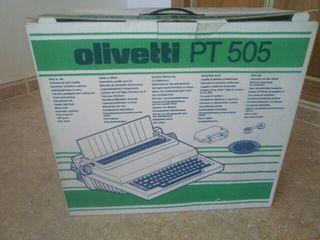 makina de escrivir