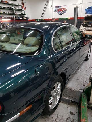 Jaguar X-type 3.0 V6 Man