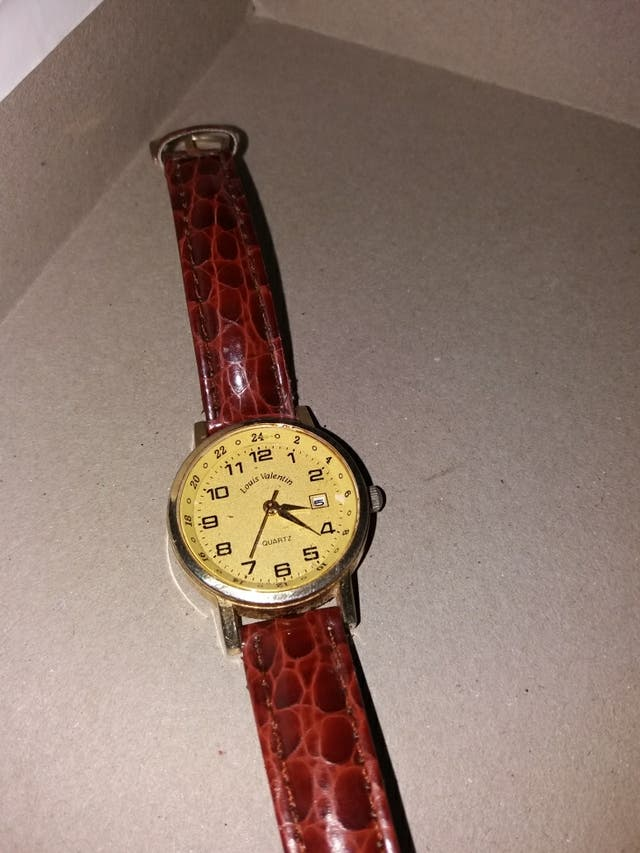 Reloj pulsera mujer (Louis Valentin) de segunda mano por 40 € en ... 119a6e9d8ac9