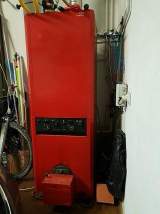 Caldera gasoil - Calefacción y agua caliente