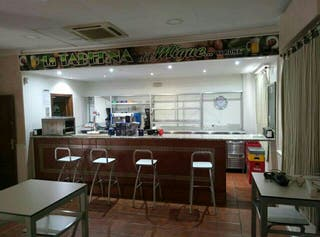Cafetería Bar en alquiler