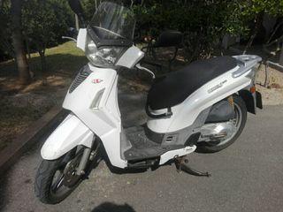 Moto Kymco People 125