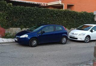 Fiat Grande Punto 122000km