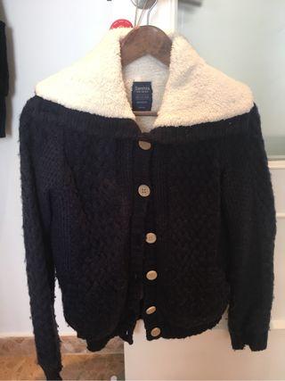 chaqueta de borreguito
