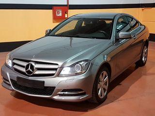 Mercedes-benz Clase C 220 cdi 2014