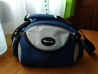 mochila/bolso cámara reflex