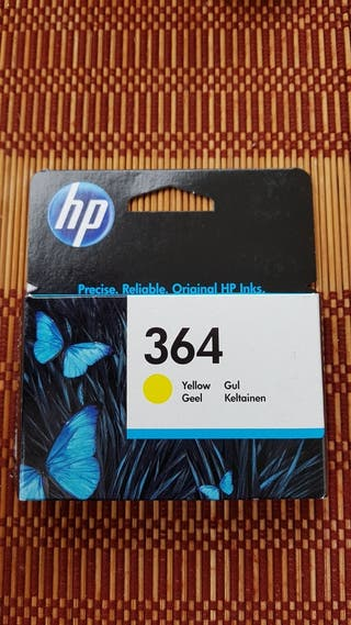 Tinta HP impresora