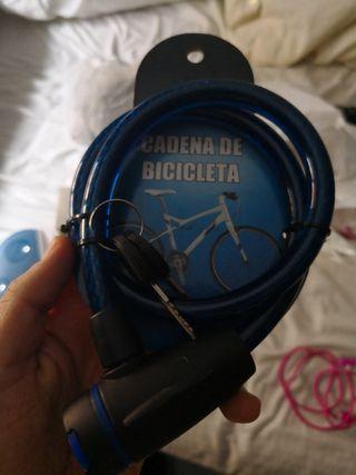 Cadena bicicleta