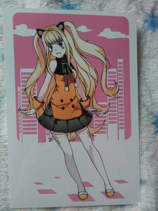 Postal Vocaloid