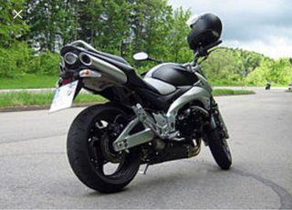 Moto Suzuki GSR600 ITV OK
