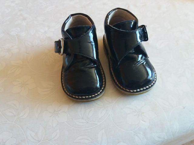 zapatos niña talla 20