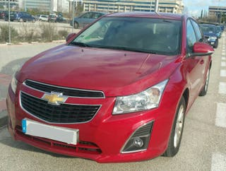 Chevrolet Cruze LT+ gasolina impecable