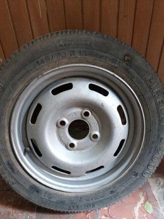 rueda renault 5