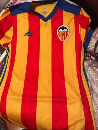 Camiseta valencia CF 2017/18 ORIGINAL